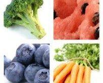 Разница между фруктами и овощами