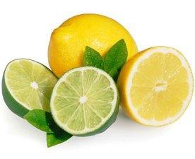Отличие лимона от лайма