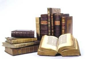 Отличие древних книг от первых печатных книг