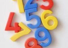 Разница между цифрой и числом