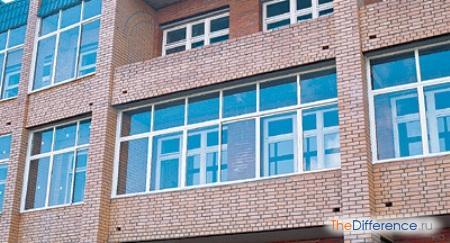 разница между лоджией и балконом