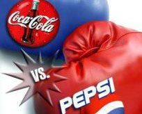 Разница между Pepsi и Coca-Cola
