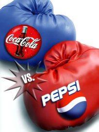 Отличие Пепси от Кока-колы