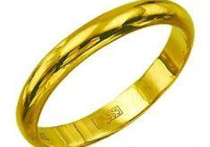 Разница между желтым и белым золотом