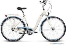 Разница между городским и дорожным велосипедом