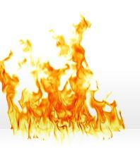 Отличие пожара от возгорания