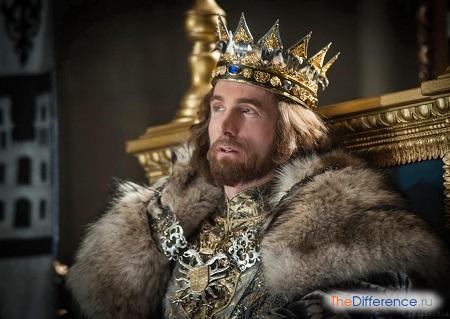отличие короля от военного вождя