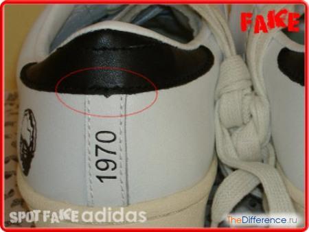 отличие настоящего Adidas от подделки