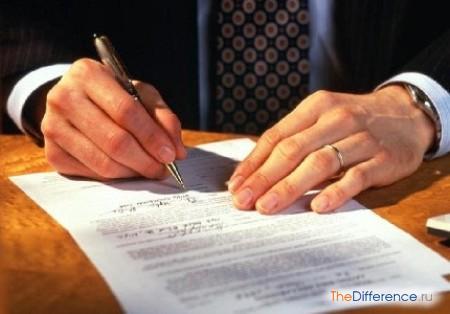 Виды агентских договоров
