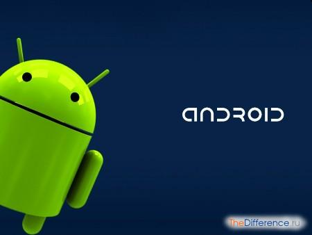 отличие Android 2.3 от Android 4.0