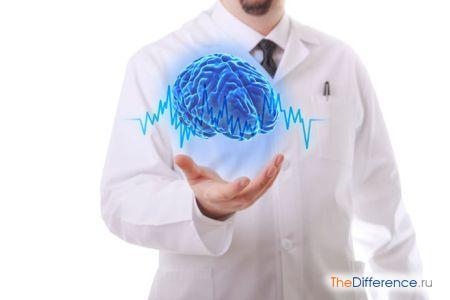 отличие невролога от невропатолога