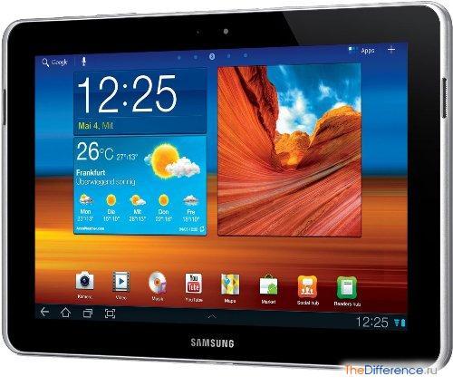 отличие Samsung Galaxy Tab от Samsung Galaxy Tab 2