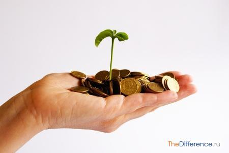 отличие экономической прибыли от бухгалтерской