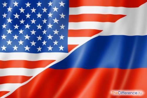 отличие России от Америки