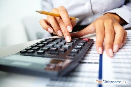 отличие счета от счет-фактуры