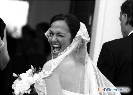 отличие свадьба от ограбления