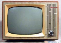 Разница между цифровым телевидением и кабельным