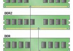 Разница между DDR3 и DDR2