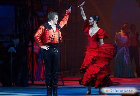 отличие оперы от оперетты