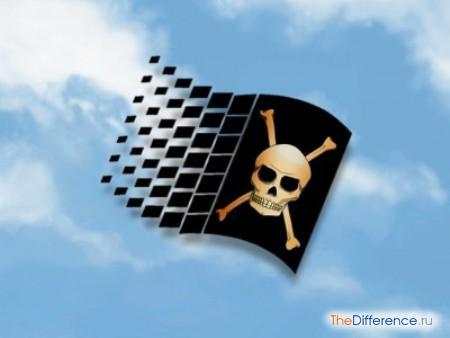 отличие пиратки от лицензионной версии игры