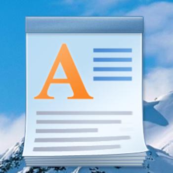 отличие Блокнота от Wordpad