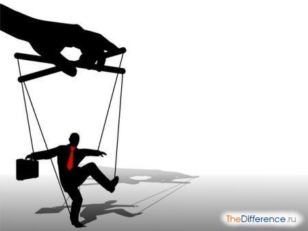 отличие государства от общества