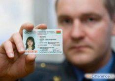 Разница между международными водительскими правами и обычными