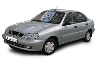 отличие Chevrolet Lanos от ZAZ Chance