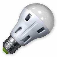 Сравнение лампы накаливания и светодиодной лампы