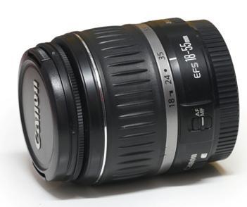 разница между объективами Canon EF и EF-S