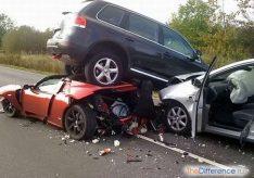 Разница между аварией и катастрофой