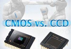 Разница между матрицами CCD и CMOS