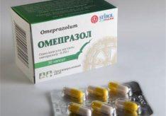 Разница между Омезом и Омепразолом