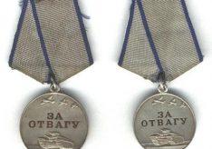 Разница между орденом и медалью