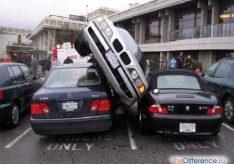 Разница между парковкой и стоянкой