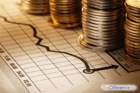 отличие финансов от денег