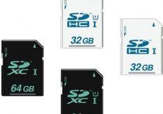 Разница между картами памяти SDHC и SDXC