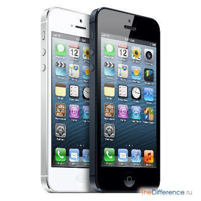 отличие смартфона от айфона