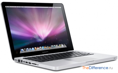 разница между MacBook Air и MacBook Pro