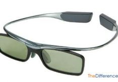 Разница между активными 3D очками и пассивными