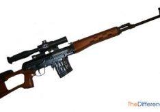 Разница между карабином и винтовкой