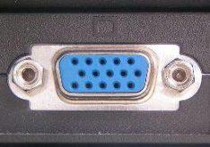 Разница между VGA и DVI