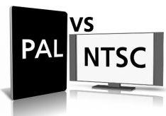 Разница между форматами PAL и NTSC