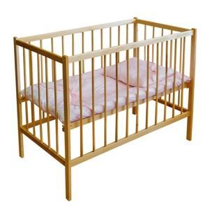 Классическая деревянная кроватка