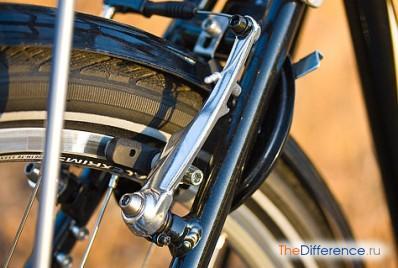 Ободные велосипедные тормоза