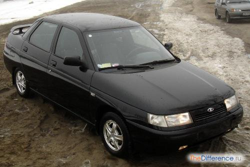 отличие Богдан-2110 от ВАЗ-2110