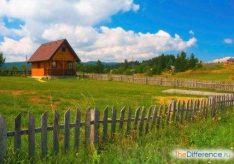 Разница между дачей и жилым домом