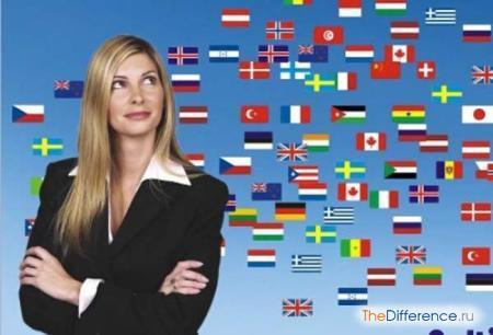 отличие лингвиста от переводчика