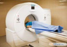 Разница между МРТ и МСКТ
