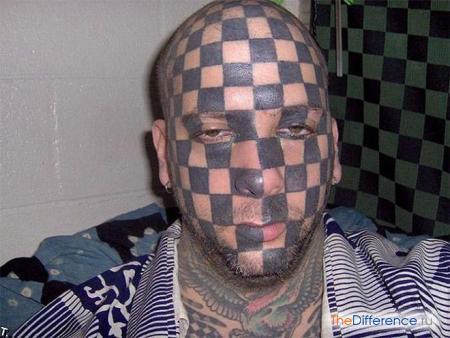 отличие наколки от татуировки